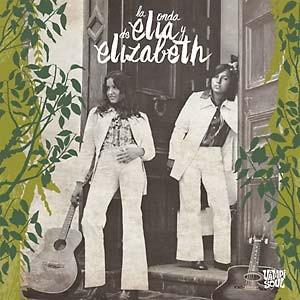 ELIA Y ELIZABETH - La Onda de Elia y Elizabeth  LP