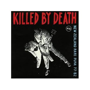 V/A - KILLED BY DEATH 15. NEW ZEALAND PUNK 77-82 LP