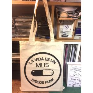 LA VIDA ES UN MUS - Tote Bag
