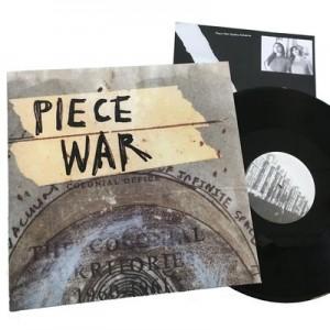 PIECE WAR - Apathy LP
