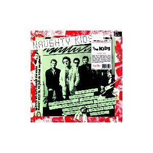 THE KIDS - Naughty Kids LP
