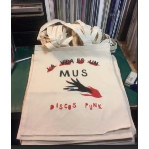 LA VIDA ES UN MUS - Tote Bag Somer design