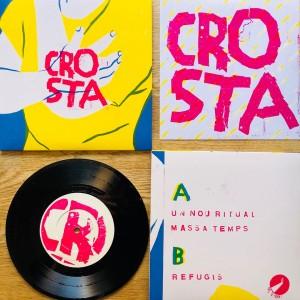 "CROSTA - S/T 7"""