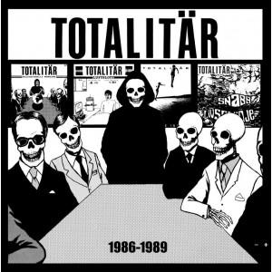 TOTALITÄR - 1986-1989 LP