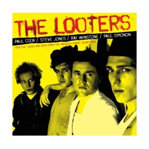 """THE LOOTERS - The Fabulous Stains Soundtrack  12"""""""