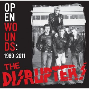 THE DISRUPTERS - Open Wounds 1980 - 2011 LP