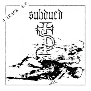 """SUBDUED -  4 Track EP 7"""""""