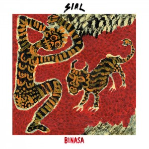 "SIAL - Binasa 7"" BLACK"