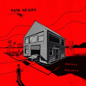 RATA NEGRA - Justicia Cosmica LP