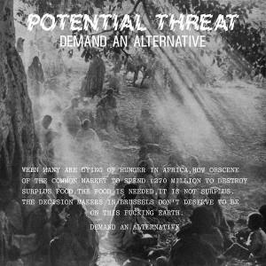 POTENTITAL THREAT - Demand an Alternative LP