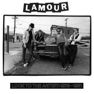 L'AMOUR -Look at the Artist: 1978-1981 LP