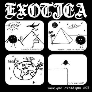 """EXOTICA - Musique Exotique 03 7"""""""