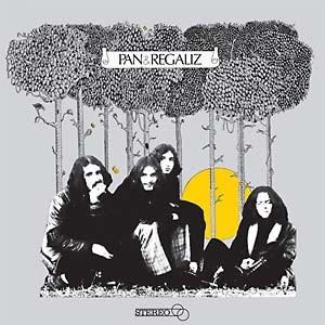 PAN & REGALIZ - S/T LP