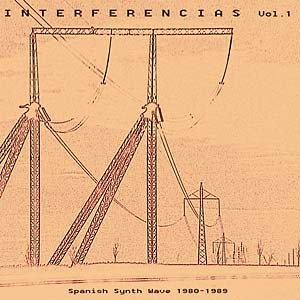 V/A -  Interferencias Vol. 1: Spanish Synth Wave 1980-1989 2LP