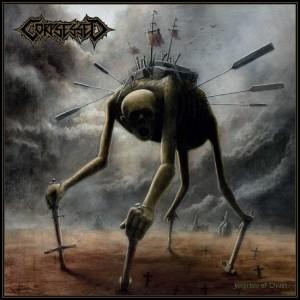CORPSESSED - Impetus Of Death LP