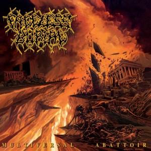 FACELESS BURIAL - Multiversal Abattoir LP