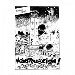 MONSTRUACION - Cornellà, ciutat d'AfrikaLP