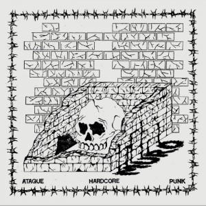 MURO - Ataque Hardcore Punk LP