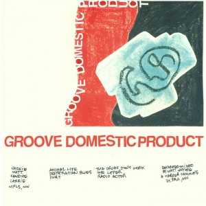 GROOVE DOMESTIC PRODUCT - Demo Cassette
