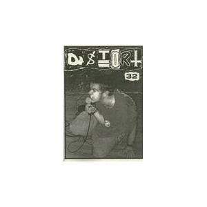 DISTORT ZINE ISSUE 32
